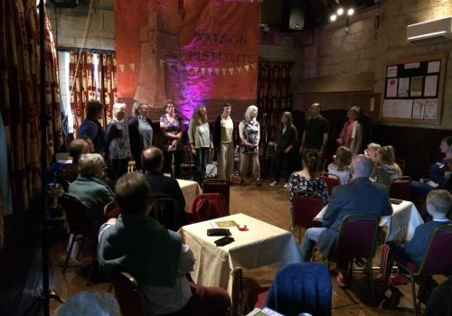 18:30 - The Geltsdale Singers