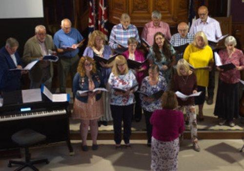 The Talkin Singers
